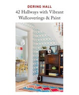 42 Hallways with Vibrant Wallcoverings and Paint