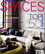 NY Spaces Top 50 2015