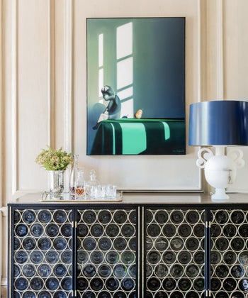 Daher Interior Design featured in New England Home
