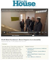 North Shore Farmhouse : House Requires Some Assembly. Season 35: Episode 24.