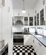 34 Minimalist Kitchens
