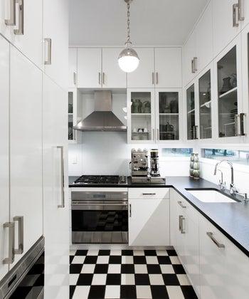34 Minimalist Kitchens