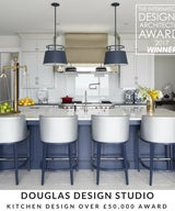 Winner of International Design and Architecture Award for Kitchen Design
