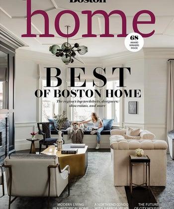 Boston Magazine's Best of Boston  Home 2019