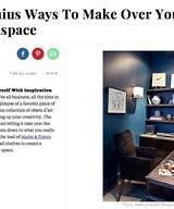 Genius Ways to Make Over Your Workspace