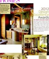 ASID 2012 Design Excellence Awards   California Homes Magazine