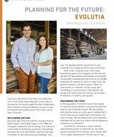 Planning For the Future: Evolutia