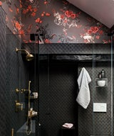 Let Your Walls Talk With These Dramatic Wallpapers