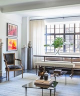 Architectural Digest Home Tour: A Prewar Apartment in One of New York's Most Exclusive Neighborhoods Gets a Modern Refresh