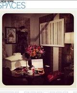 Marks & Frantz Dressing Room for Housing Works