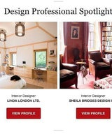 DESIGN PROFESSIONAL SPOTLIGHT
