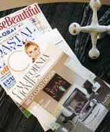 House Beautiful, Coastal Living, California Home + Design, C Magazine: Read On
