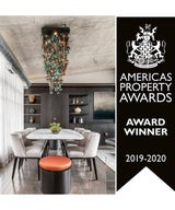 2019 International Property Award for Interior Design Apartment, Americas Region