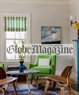 In Living Color: A Melrose Victorian gets a cheerful, family-friendly update.