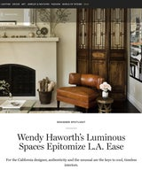 Wendy Haworth's Luminous Spaces Epitomize L.A. Ease