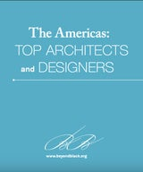 The Americas: Top Architects and Designers