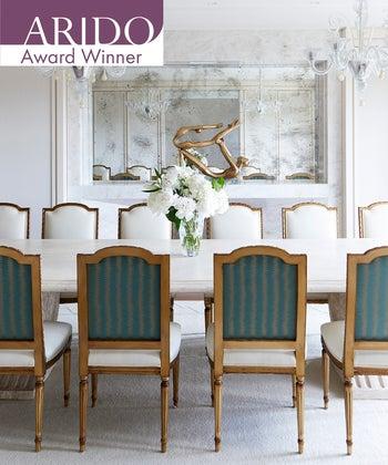 Winner of Association of Registered Interior Designers of Ontario (ARIDO) Award of Merit for Interior Design
