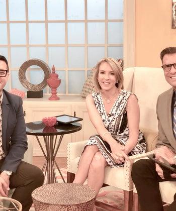 "Alex Talks ModVic & ""Best Room Wins"" on NBC ""Daytime"""