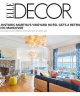 A Historic Martha's Vineyard Hotel Gets A Retro-Chic Makeover
