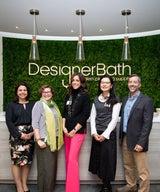 """Refresh and Renew"" Panel discussion sponsored by Designer Bath featuring Barbara Elza Hirsch"