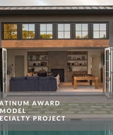 DW Wins Platinum Award - Best Remodel - Specialty Project