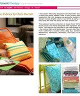 Outdoor Fabrics by Chris Barrett