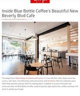 Blue Bottle Coffee Beverly Center