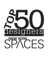 ROUGHAN INTERIORS is named one of NYSpaces Top 50 Designers