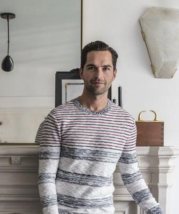 A Day With New York Designer Bennett Leifer