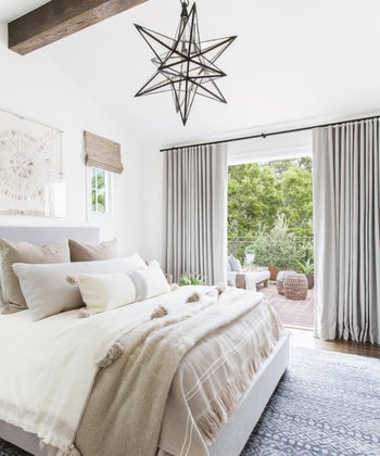 Inside a Guest Bedroom Makeover That Transports Its Visitors to Spain