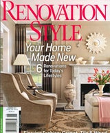 Renovation Style Magazine Cover