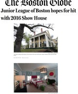 Junior League of Boston hopes for hit with 2016 Show House