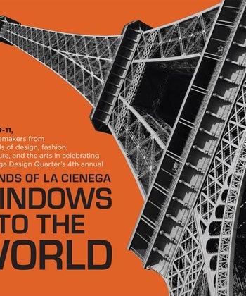 LCDQ Legends of La Cienega: Windows to the World