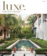 Roman Holiday - Tour the recently built home of the firm's principals in this 20 page feature story which made the cover of Miami and National Editions.