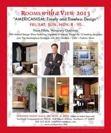 Wadia Associates To Be Featured Designer at 'Rooms With A View' 2013