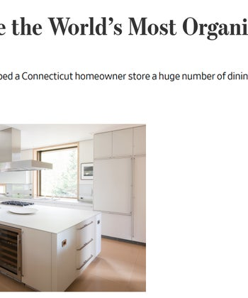 This May Be the World's Most Organized Kitchen