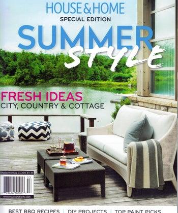 Summer Style – Cottage life
