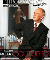 Style Compass: Robert Couturier