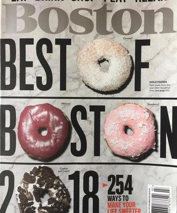 Best of Boston 2018 - Interior Designer, Contemporary