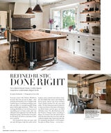 Refined Rustic Done Right