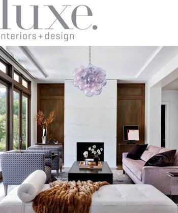 Luxe Interior + Design San Francisco May/June