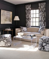 Chocolate Brown Walls create Inviting Spaces