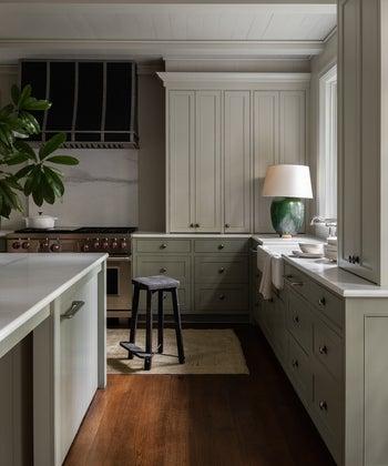 A Timeless, Calming Kitchen