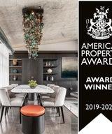 2019 International Property Award for Interior Design Apartment, Americas Region