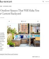 10 Beautiful Outdoor Spaces That Will Make You Rethink Your Current Backyard