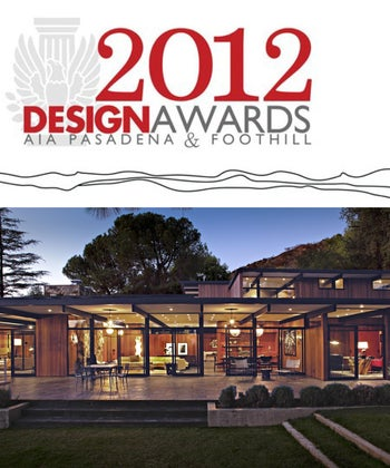 2012 AIA Merit Award Winner