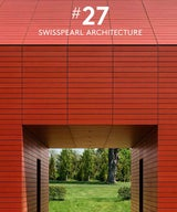 Red Barn featured on Swisspearl Magazine Cover