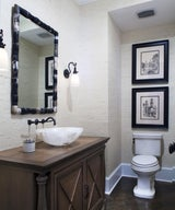 22 Bathrooms with Luxe Black Fixtures