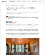 My Houzz: Surprising Feature in a 1908 San Francisco Home