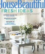 Brett Design Wisteria in House Beautiful